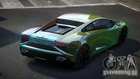 Lamborghini Gallardo IRS S8 для GTA 4