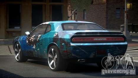 Dodge Challenger SRT GS-U S5 для GTA 4