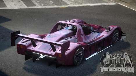 Radical SR8 GII S3 для GTA 4