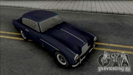 Aston Martin DB2 1955 для GTA San Andreas