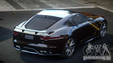 Jaguar F-Type U-Style S10 для GTA 4