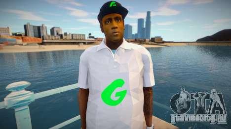 Sweet Green для GTA San Andreas