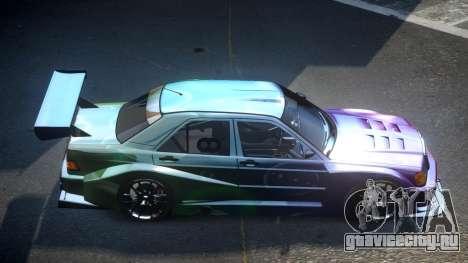 Mercedes-Benz 190E GST-U S4 для GTA 4