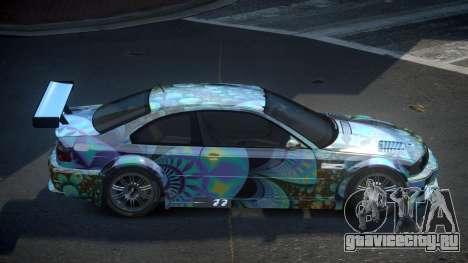 BMW M3 E46 PSI Tuning S4 для GTA 4