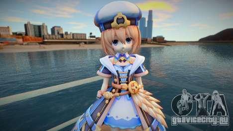 Neptunia Virtual Stars Kin v2 для GTA San Andreas