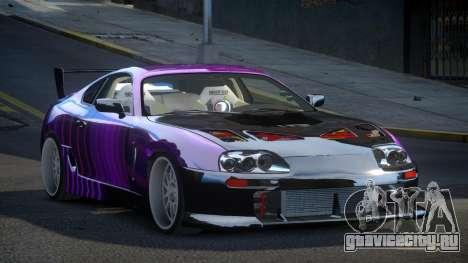 Toyota Supra iSI S4 для GTA 4