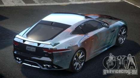 Jaguar F-Type U-Style S1 для GTA 4