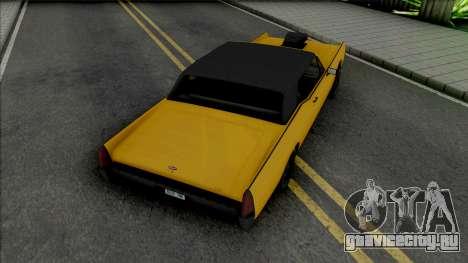 Vapid Chino [SA Plate] для GTA San Andreas