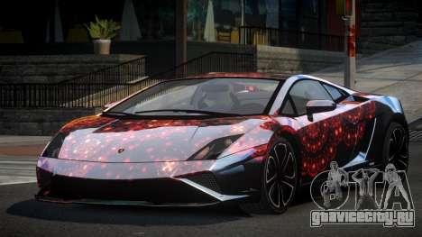 Lamborghini Gallardo IRS S7 для GTA 4