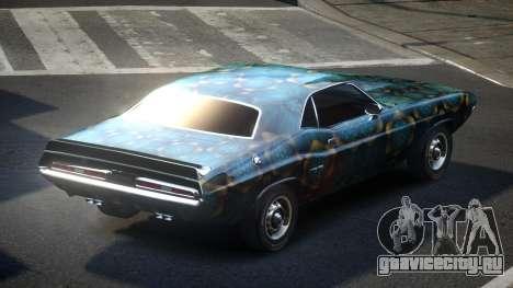 Dodge Challenger SP71 S6 для GTA 4