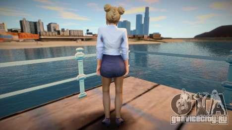 DoA5:LR Marie Rose - Secret Class для GTA San Andreas