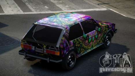 Volkswagen Rabbit GS S7 для GTA 4