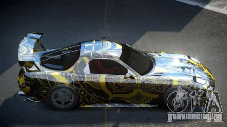 Mazda RX-7 iSI S3 для GTA 4