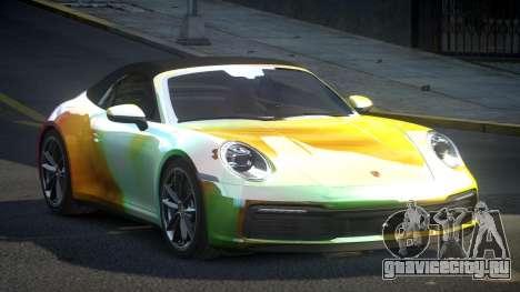 Porsche Carrera ERS S5 для GTA 4