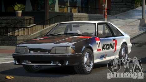 Ford Mustang SVT 90S S7 для GTA 4