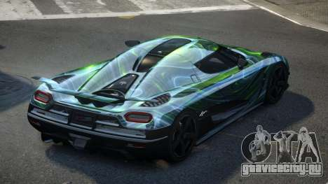Koenigsegg Agera US S1 для GTA 4