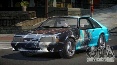 Ford Mustang SVT 90S S4 для GTA 4