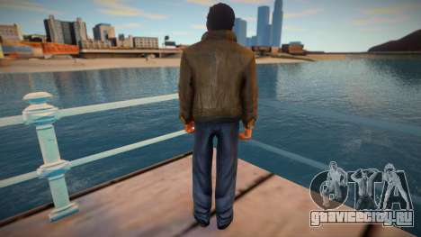 Joe Barbaro Niko Bellic clothing для GTA San Andreas