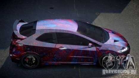 Honda Civic SP Type-R S2 для GTA 4