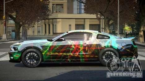 Shelby GT500 GST-U S3 для GTA 4