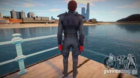 Cal Kestis skin для GTA San Andreas