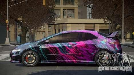 Honda Civic SP Type-R S5 для GTA 4