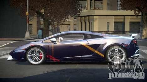 Lamborghini Gallardo SP-Q S10 для GTA 4