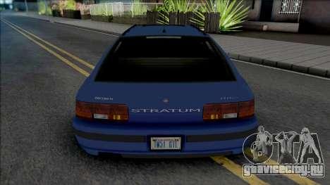 Zirconium Stratum для GTA San Andreas