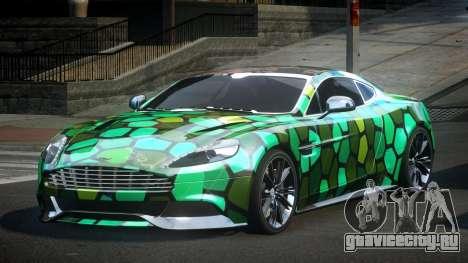 Aston Martin Vanquish iSI S6 для GTA 4