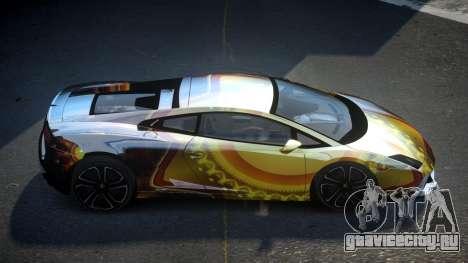 Lamborghini Gallardo IRS S6 для GTA 4