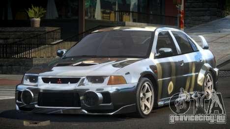 Mitsubishi Lancer VI U-Style S5 для GTA 4