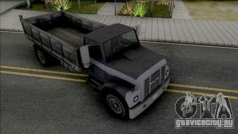 GTA IV Vapid Yankee Bed для GTA San Andreas