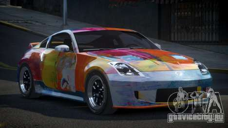 Nissan 350Z iSI S1 для GTA 4