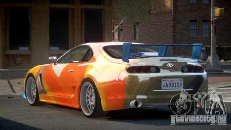 Toyota Supra iSI S8 для GTA 4