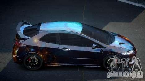 Honda Civic SP Type-R S1 для GTA 4