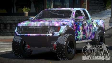 Ford F-150 Raptor GS S2 для GTA 4