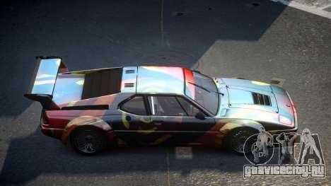 BMW M1 IRS S3 для GTA 4
