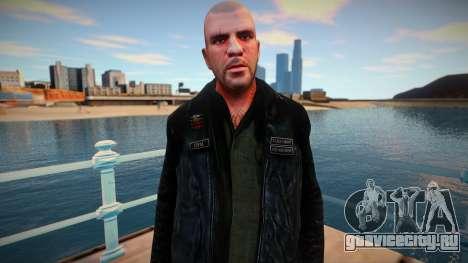 Johnny Klebitz для GTA San Andreas