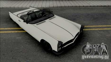 Vapid Peyote для GTA San Andreas