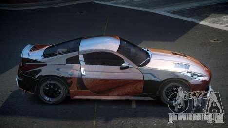 Nissan 350Z iSI S7 для GTA 4