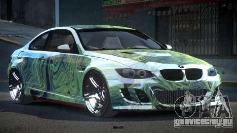 BMW M3 E92 US S1 для GTA 4