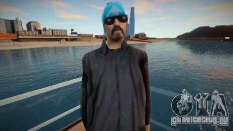 New vla 2 skin для GTA San Andreas
