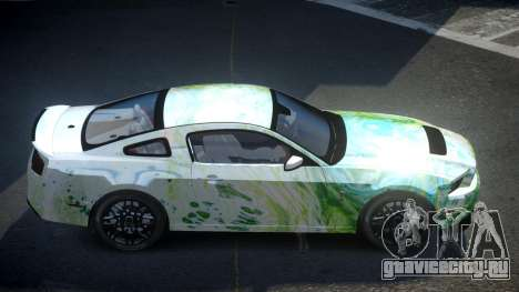 Shelby GT500 GST-U S2 для GTA 4