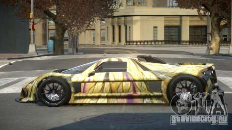 Gumpert Apollo U-Style S4 для GTA 4
