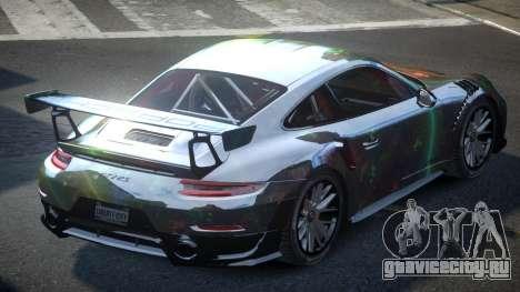 Porsche 911 GS GT2 S7 для GTA 4