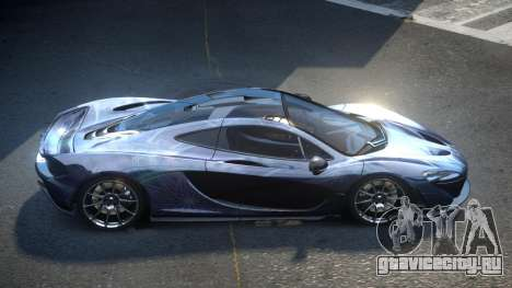 McLaren P1 ERS S9 для GTA 4