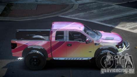Ford F-150 Raptor GS S10 для GTA 4