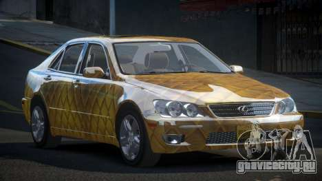 Lexus IS300 U-Style S4 для GTA 4