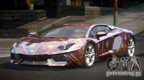 Lamborghini Aventador BS LP700 PJ1 для GTA 4
