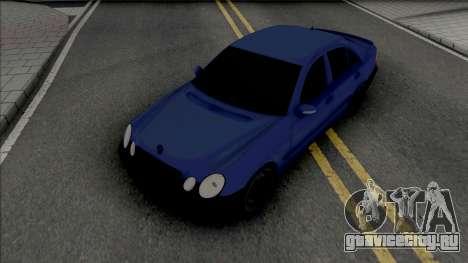 Mercedes-Benz E280 W211 Simple для GTA San Andreas
